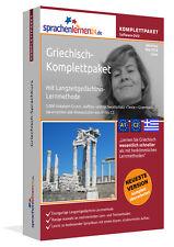GRIECHISCH lernen von A bis Z - Sprachkurs-Komplett-DVD plus Smartphone-Version