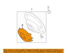 TOYOTA OEM 07-12 Yaris-Steering Wheel Lower Cover 4518452090B0