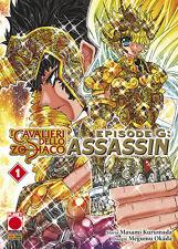 Planet Manga - I Cavalieri dello Zodiaco Episode G Assassin 1 - Nuovo !!!