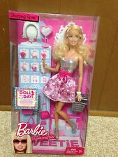 Barbie Fashionistas Shopping Spree Sweetie Doll Articulated Jointed Blonde Hair