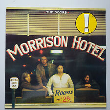 The Doors - Morrison Hotel Vinyl Album LP 1990's German Press