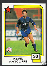 PANINI CALCIO CARD - 1988 SUPERSTARS CALCIO-N. 30-Kevin Ratcliffe Everton -