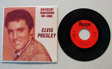 Elvis Presley THE HILLBILLY CAT EPA 45-002 Rare Red Label 4 Song EP ** MINT- **