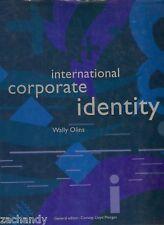 Wolff Olins INTERNATIONAL CORPORATE IDENTITY design art logo