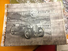Vintage classic MG MIDGET TC brochure OLD PHOTOCOPY MMM post war Abingdon.