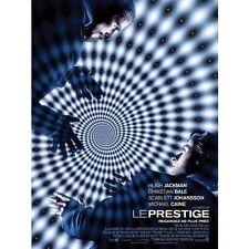 Affiche 120x160cm LE PRESTIGE 2006 Nolan - Hugh Jackman, Christian Bale TBE
