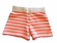NWT Girl's Gymboree Hop n' Roll pink striped elastic shorts ~ 6 7 10 FREE SHIP!