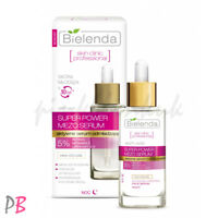 Bielenda Skin Clinic MEZO Face SERUM Rejuvenating 5% RETINOL Moisturising VIT. E
