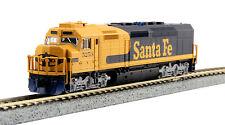Piste N - Kato Locomotive diesel EMD SDP40F Santa Fe 176-9212 NEU