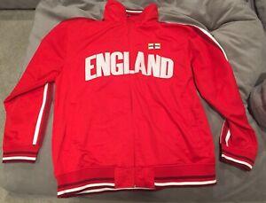 England Futbol Jacket 2XL