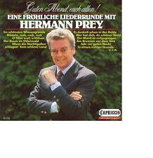 Hermann Prey Eine Fröhliche Liederrunde