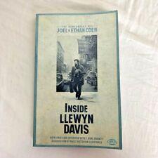 Inside Llewyn Davis: The Screenplay by Joel & Ethan Coen (BRAND NEW)