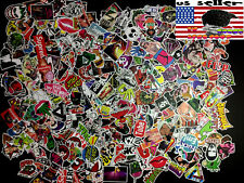 500 New Random Skateboard Stickers bomb Laptop Luggage Decals Dope Sticker Lot