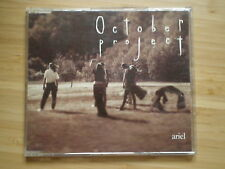 OCTOBER PROJEC Ariel +2 AUSTRIA CD-MAXI SINGLE 1993