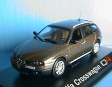 ALFA ROMEO CROSSWAGON Q4 2004 BROWN METALLIC NOREV 1/43