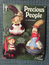 Precious People Gourds Decorative Painting Judy Westegaard Book