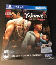 Yakuza 6 The Song of Life [ Essence of Art Edition ] (PS4) NEW