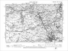 Middleton, Cromford, Wirksworth, Old Map Derbyshire 1900: 34-SW