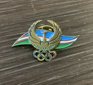 Tokyo 2020 Uzbekistan NOC pin