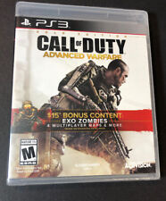 Call of Duty Advanced Warfare [ GOLD Edition ] (PS3) NEW