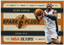 GLEN DAVIS 2012-13 PANINI NBA HOOPS SPARK PLUGS  #14