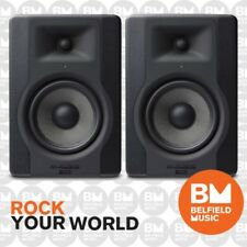 M-Audio Bx5 D3 Powered 5 Inch Studio Monitor Active Reference Speaker Single