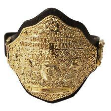 WWE World Heavyweight Championship Title Wrestling Belt Jakks Pacific WCW WWF