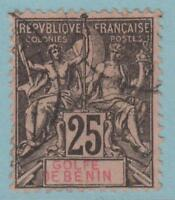 BENIN 27 NO FAULTS EXTRA FINE !