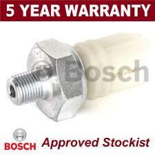 Bosch Oil Pressure Switch 0986345007