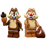 Lego Disney Series 2 - Chip n Dale Minifigures - 71024