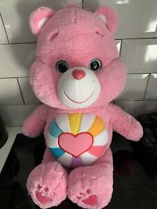 Carebear Hopeful Heart Soft Toy