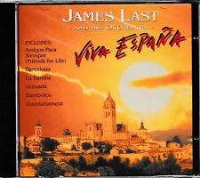 James Last - Viva Espana  -CD-    NEU+OVP/SEALED!