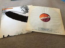 LED ZEPPELIN - LED ZEPPELIN - ORIGINAL 1969 UK 2nd PRESSING - EX!!!