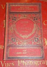 LES NOUVEAUTES DE LA SCIENCE - PAR ALBERT LEVY - 1883 - HACHETTE ET CIE