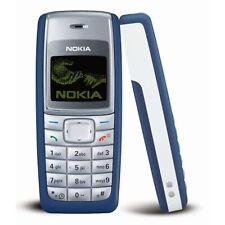 Refurbished Nokia 1110i Blue (Unlocked) Classic Bar Mobile Phone 🇬🇧