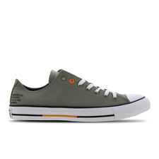 CONVERSE MEN'S ALL STAR SHOES TRAINERS UK SIZE 7 EU 40 GREEN LOW CLASSIC