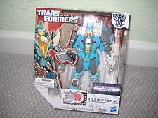 Transformers Generations BRAINSTORM #009 Voyager Class MIMB