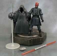Star Wars Evolutions Sith Legacy The Sith returns TPM Darth Maul Action Figure
