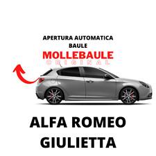 MOLLEBAULE KIT MOLLE APERTURA AUTOMATICA BAULE ALFA GIULIETTA
