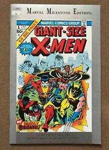 Marvel Milestone Giant-Size X-men #1