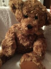 "Avon Talking Teddy Bear, Animated, ""100th Anniversary"" Voice activated 2002"