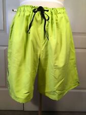 Under Armour Mens Size XXL Shorts UA Mania Storm Volley Yellow 1290508