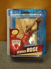 2012 BASKETBALL MCFARLANE NBA SERIES 24 CHICAGO BULLS DERRICK ROSE