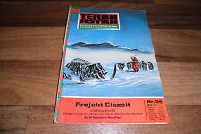 TERRA ASTRA  # 36 -- PROJEKT EISZEIT // Hans Kneifel (Perry Rhodan-Autor) 1972