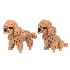 nanoblock - Toy Poodles - nano blocks by Kawada (NBC-252)