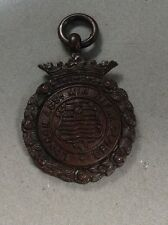 RIFLE CLUB OF LONDON OFFICIAL MEDAL 1930'S BY THOMAS FATTORINI VERY GOOD CON