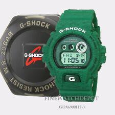 Authentic Casio G-Shock Men's Green Digital Watch GDX6900HT-3