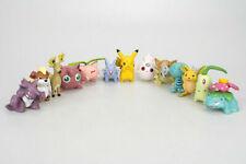 Pokemon GO High-Quality Pikachu 12 Pcs Mini Figures Set Cake Toppers Gift Toys