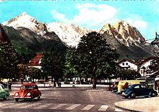 Garmisch-Partenkirchen , Ansichtskarte