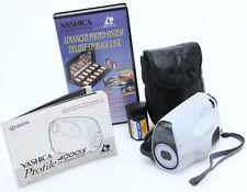 Yashica Profile 4000iX 30-120Mm Zoom Aps Camera w/Case 388302